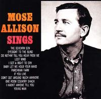 Mose Allison - Mose Allison Sings