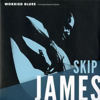 Skip James - Worried Blues