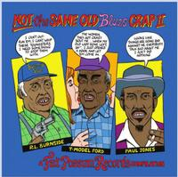 Various Artists - Not The Same Old Blues Crap 2