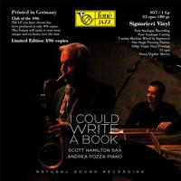 Scott Hamilton & Andrea Pozzo - I Could Write A Book