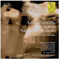 Salvatore Accardo - Astor Piazzolla/ Adios Nonino