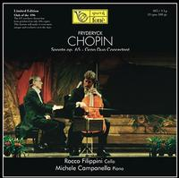 Rocco Filippini - Chopin: Sonata Op. 65-Gran Duo Concertant