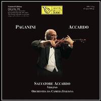 Salvatore Accardo - Paganini: Salvatore Accardo Violino