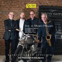 Scott Hamilton, Paolo Birro, Aldo Zunino, and Alfred Kramer - Live At Museo Piaggio