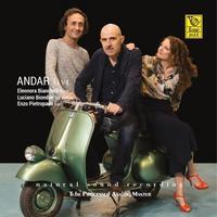 Eleonora Bianchini, Luciano Biondini, and Enzo Pietropaoli - Andar Live