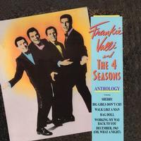 Frankie Valli and The Four Seasons - Anthology -  180 Gram Vinyl Record