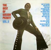 Wilson Pickett - The Best Of Wilson Pickett Vol. II