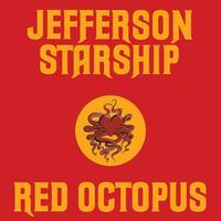 Jefferson Starship - Red Octopus -  180 Gram Vinyl Record