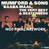 Mumford & Sons - Johannesburg