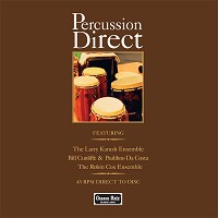 Various Artists - Percussion Direct -  D2D Vinyl Record