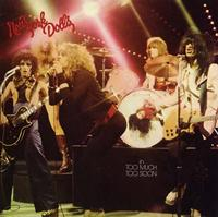 New York Dolls - Too Much Too Soon -  Vinyl Record