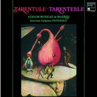 Gregorio Paniagua - Tarentule, Tarantelle