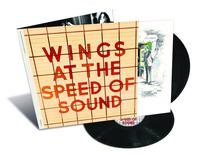 Paul McCartney and Wings - At The Speed Of Sound