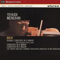 Yehudi Menuhin - Bach: Concertos