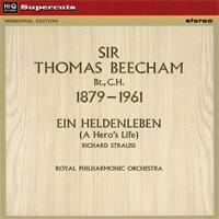 Sir Thomas Beecham - Strauss Ein Heldenleben