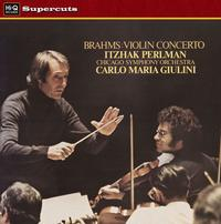 Carlo Maria Giulini - Brahms: Violin Concerto -  180 Gram Vinyl Record