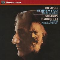 Sir John Barbirolli - Brahms: Symphony No. 3