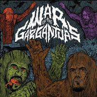 Phillip H. Anselmo & Warbeast - War Of The Gargantuas Split