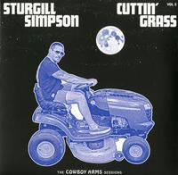 Sturgill Simpson - Cuttin' Grass Vol. 2 (Cowboy Arms Sessions) -  Vinyl Record