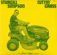 Sturgill Simpson - Cuttin' Grass Vol.1 The Butcher Shoppe Sessions