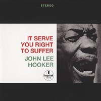 John Lee Hooker - It Serve You Right To Suffer