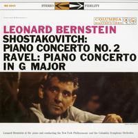 Leonard Bernstein - Shostakovich - Ravel - Piano Concertos
