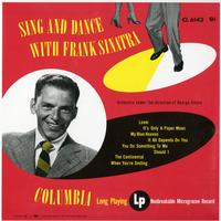 Frank Sinatra - Sing And Dance With Frank Sinatra -  180 Gram Vinyl Record