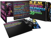 R.E.M. - Live At The Olympia -  Multi-Format Box Sets