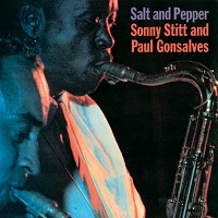 Sonny Stitt & Paul Gonsalves - Salt & Pepper