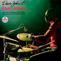 elvin jones - dear john c. impulse a-88