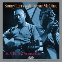 Sonny Terry and  Brownie McGhee - Live At The New Penelope Cafe
