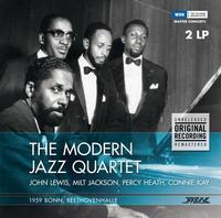 The Modern Jazz Quartet - 1959 Bonn, Beethovenhalle