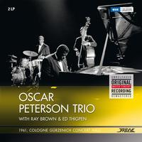 Oscar Peterson Trio - 1961 Cologne Gurzenich Concert Hall