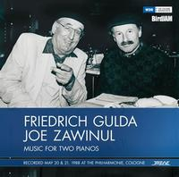 Friedrich Gulda & Joe Zawinul - Music For Two Pianos