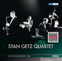 Stan Getz Quartet - Live In Dusseldorf 1960