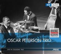 Oscar Peterson Trio - Live In Cologne 1963