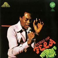 Fela Kuti - Roforofo Fight -  Vinyl Record