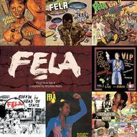 Fela Kuti - Vinyl Box Set 4 -  Vinyl Box Sets