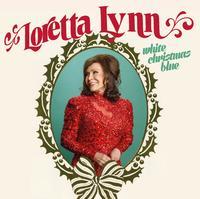 Loretta Lynn - White Christmas-Blue