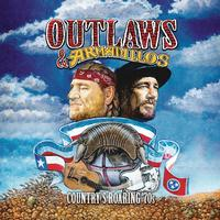 Various Artists - Outlaws & Armadillos: Country's Roaring 70's Vol. 1