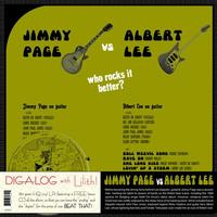 Jimmy Page - Jimmy Page vs. Albert Lee -  Vinyl Record & CD
