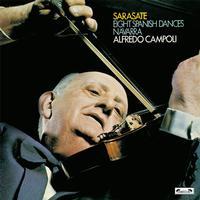 Alfredo Campoli - Sarasate: Eight Spanish Dances/ Navarra