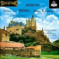 Ataulfo Argenta - Debussy:  Images Pour Orchestre