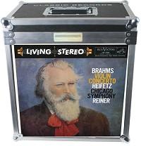 Fritz Reiner - Brahms: Violin Concerto/ Jascha Heifetz, violin (Box Set)