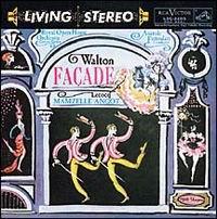 Anatole Fistoulari - Walton: Facade Suite/ Lecocq: Mamzelle Angot