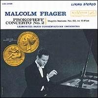 Rene Leibowitz - Prokofiev: Piano Concerto No. 2/ Malcolm Frager, piano