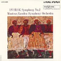 Pierre Monteux - Dvorak: Symphony No. 2