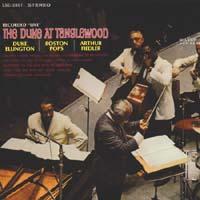 Duke Ellington - The Duke At Tanglewood