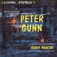 Henry Mancini - The Music from Peter Gunn -  180 Gram Vinyl Record