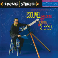 Esquivel & Orchestra - Exploring New Sounds in Stereo
